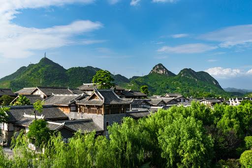 classiques et minorités  de Chine