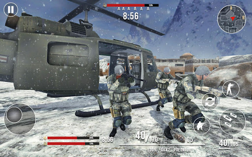 Rules of Modern World War V2 - FPS Shooting Game 1.1.1 screenshots 9
