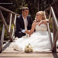 Wedding photographer Kseniya Bolkonskaya (bolkonskaya01). Photo of 10.02.2016