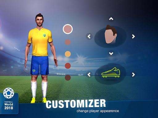 FreeKick Soccer World 2018 1.6.6 gameplay | by HackJr.Pw 13