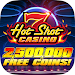 Hot Shot Casino Games free Online - Slots 777 Icon