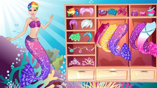 Mermaid Dress Up Games For Girls apkdemon screenshots 1