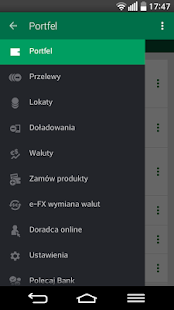 BZWBK24 mobile Screenshot 3