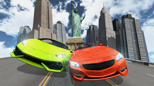 Car Driving Simulator: NY 1.0 Screenshots 1