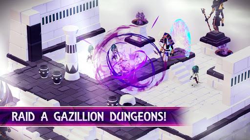 MONOLISK - RPG, CCG, Dungeon Maker 1.037 Screenshots 17
