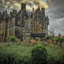 Blarney Castle Residence by Darrell Portz - Buildings & Architecture Public & Historical ( europe, ireland, blarney castle, blarney,  )