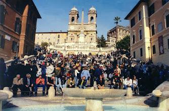 Photo: #012-Piazza di Spagna.