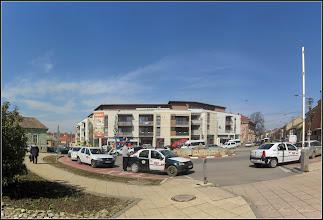 Photo: Turda - Piata Republicii, sens giratoriu - 2018.04.04