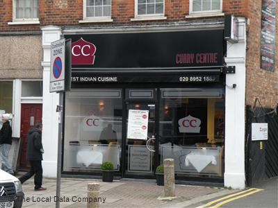 The Curry Centre On Manor Park Crescent Restaurant
