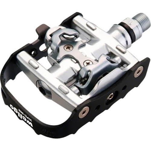 Wellgo WPD-95B Clipless/Clip Pedals