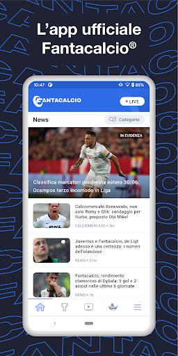 Fantacalcio ® screenshot 1