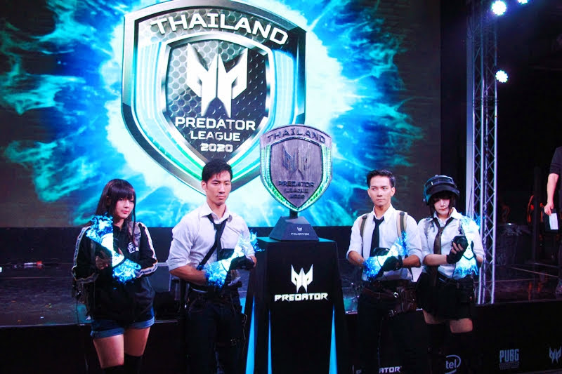 Thailand Predator League 2020