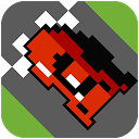 Road Fighter Car - Classic 2D road car racing game APK