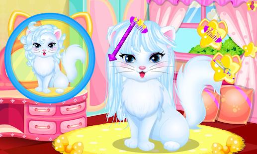 baby kitty hair salon apps on google play