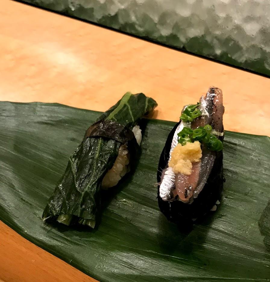 広島菜・こいわし