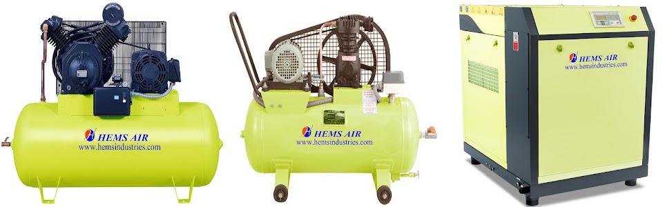 Low Pressure Air Compressor