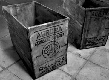 Cajón de Kerosene