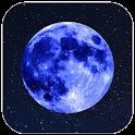 Fases da Lua 2021 com Widget icon