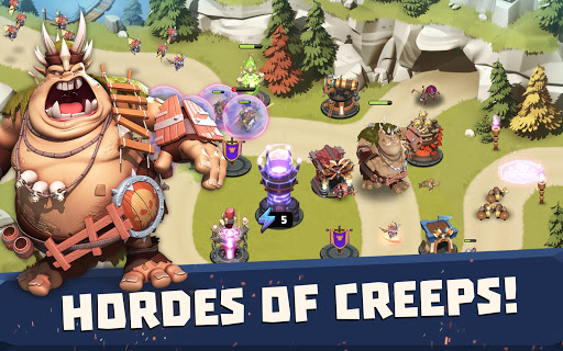 Castle Creeps TD - Epic tower defense 1.46.0 screenshots 10