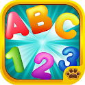 Line Game for Kids: ABC/123