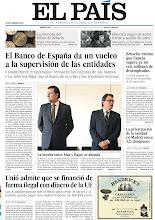 Photo: El Banco de España da un vuelco a la supervisión de las entidades, Bruselas estima que España supera ya los seis millones de desempleados y la privatización de la sanidad en Madrid causa 322 dimisiones, en nuestra portada del miércoles 9 de enero http://srv00.epimg.net/pdf/elpais/1aPagina/2013/01/ep-20130109.pdf
