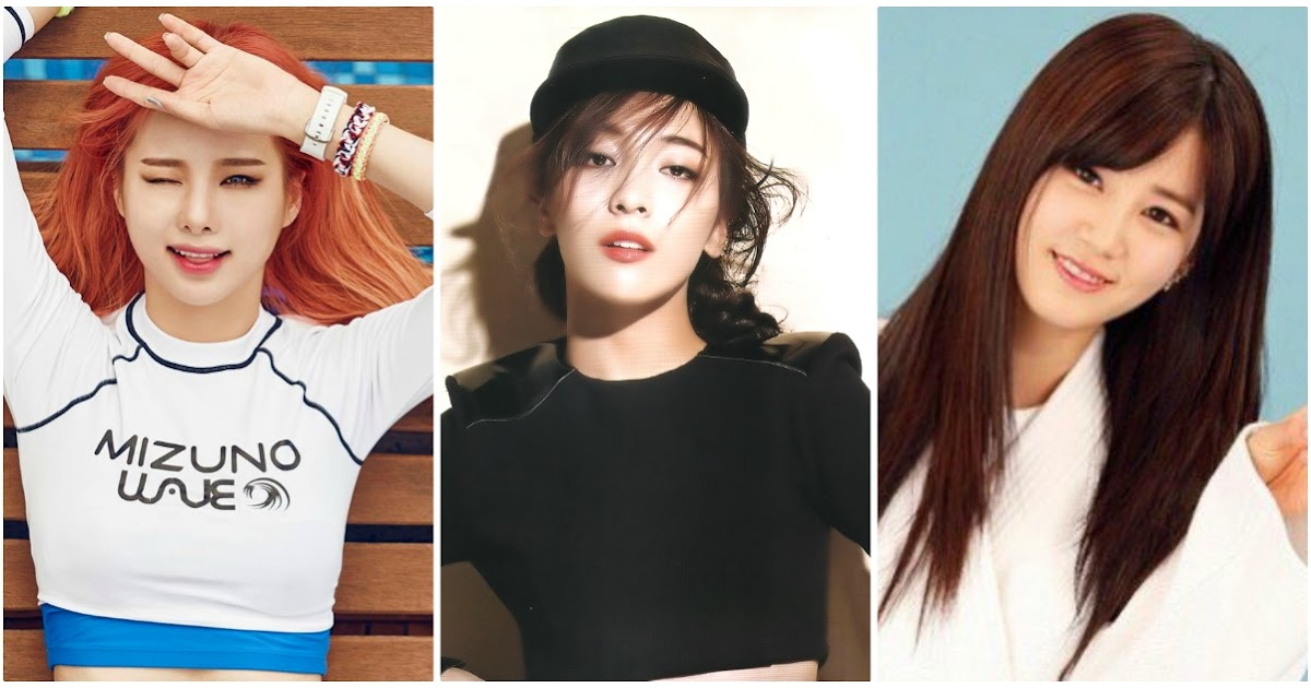 10 Female Idols You Wouldn T Expect Are Actually Athletic Af