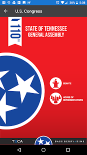 110th Tenn General Assembly- screenshot thumbnail