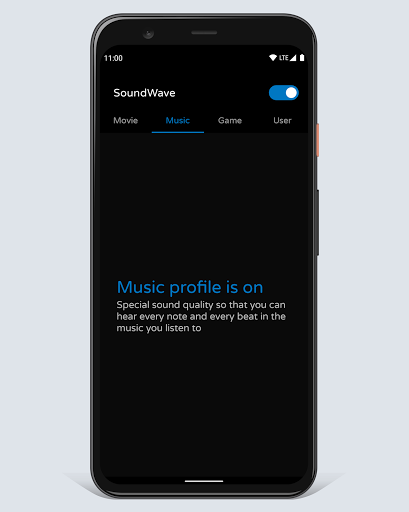 Sound booster SoundWave 20.06.24 screenshots 1