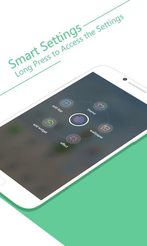91 Launcher- Smooth, Smart - screenshot