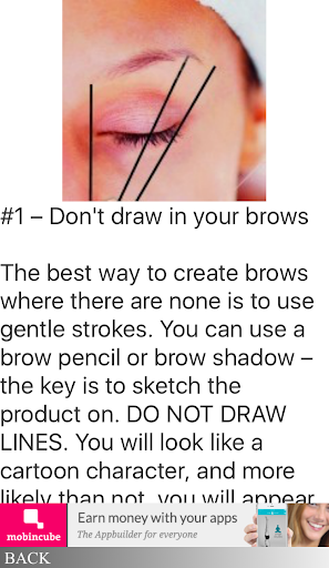 Eyebrow Dos Don'ts