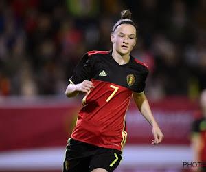 La Red Flame Elke Van Gorp prend sa retraite internationale