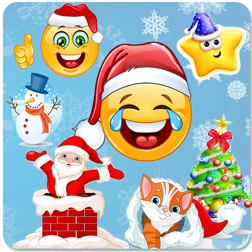 Christmas stickers - WAStickerApps