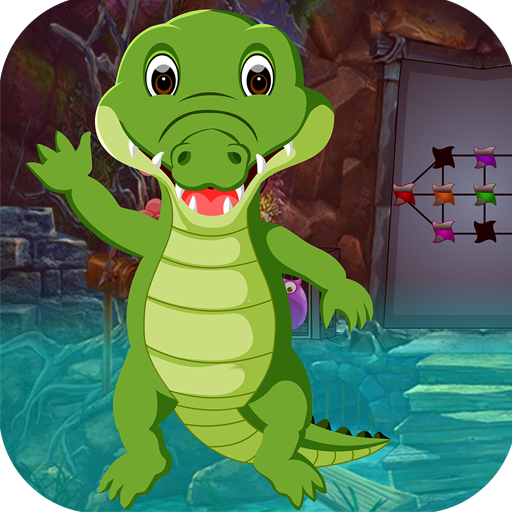 Best Escape Game 520 Saltwater Crocodile Rescue