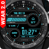 Digital Striker Watch Face