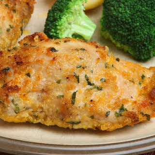 Oven Baked Chicken Breasts.
