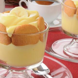Luscious and Layered Banana Pudding