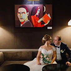 Huwelijksfotograaf Evgeniya Antonova (antonova). Foto van 02.11.2018