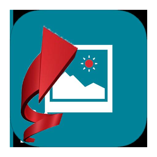 اعادة الصور و الفيديوهات (app)