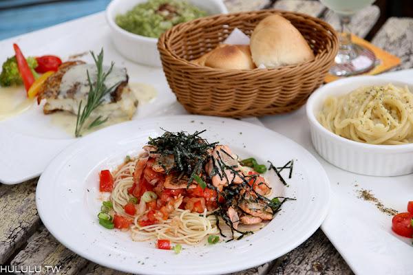 「三胡町餐酒館」老宅餐廳!義大利麵,排餐,火鍋料理!夜晚搖身變成小酒館。|生日PARTY|聚餐|