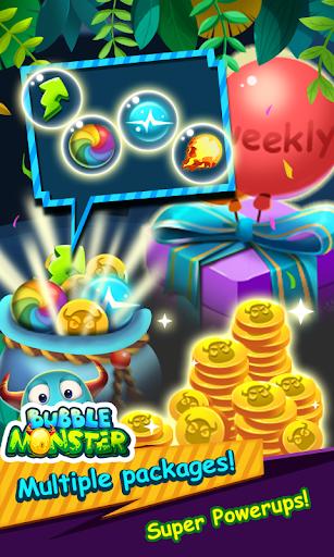 Bubble Monster screenshot 4