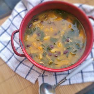 Fennel + Delicata Squash Soup
