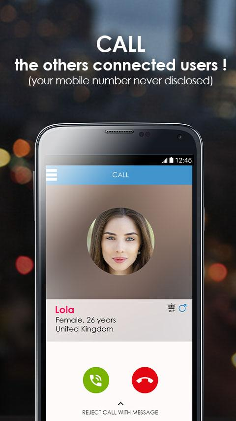 Tchatche : Chat & Dating- screenshot