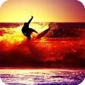 Surf Live Wallpaper icon