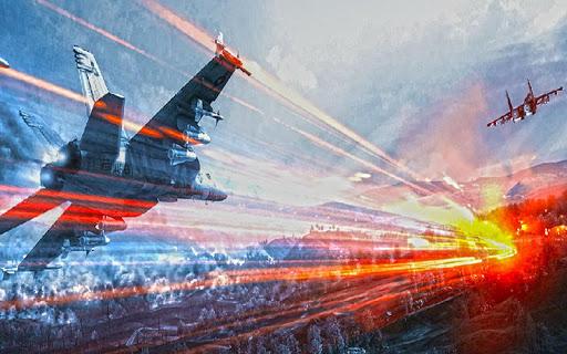 Jet Fighters Combat War Planes 1.0 screenshots 3
