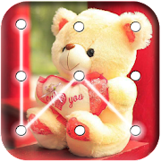 App Teddy Bear Pattern Lock Screen APK for Windows Phone