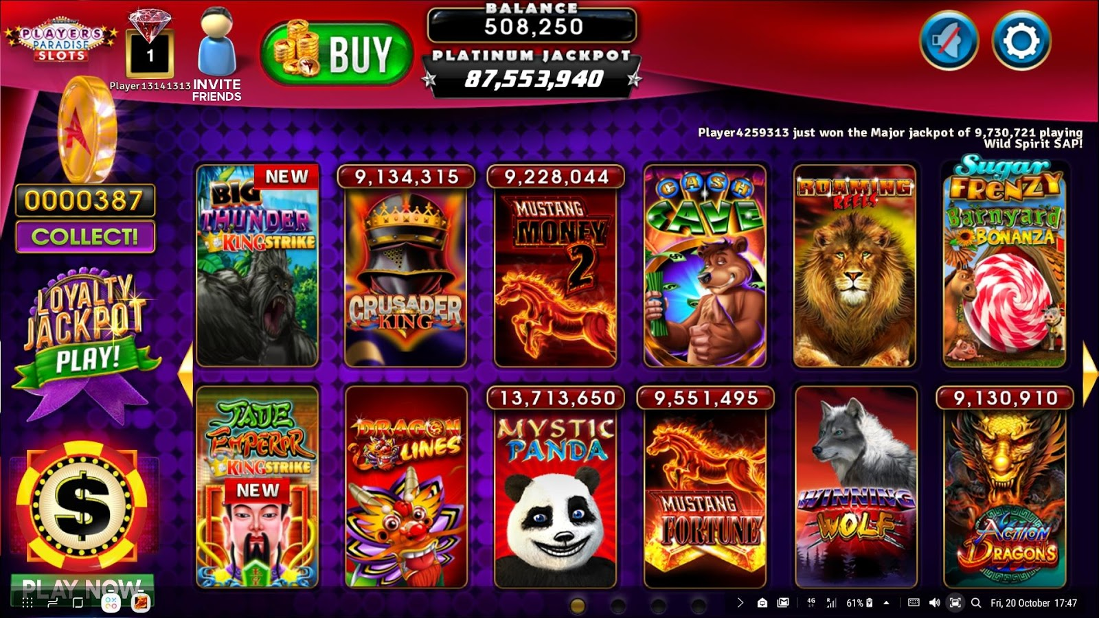 Play Jade Emperor Slots at Casino.com South Africa