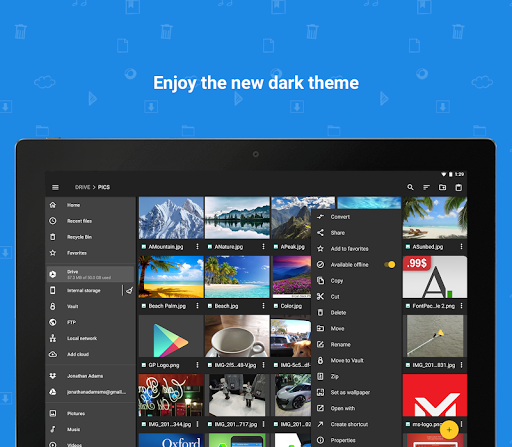 File Commander - File Manager & Free Cloud screenshot 24