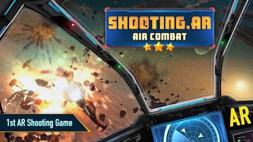 Screenshot 2 AR - Shooting Game 1.4 APK MOD