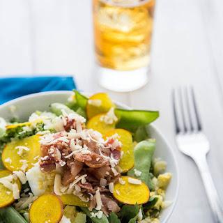 Sugar Snap Pea Spring Salad