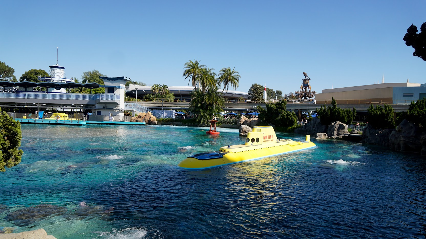 Disneyland Submarine Voyage